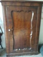 Antik bider 1 ajtos szekrény