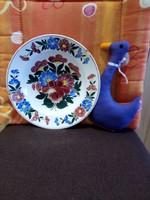 19598A1 Kispest porcelán falitányér