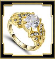 Gold Filled gyűrű GFGY-CZ22-1-16,5