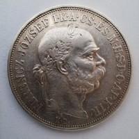 Ferenc József 1906 KB 5 korona RRR.