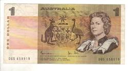1 dollár 1983 Ausztrália