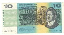 10 dollár 1985 Ausztrália