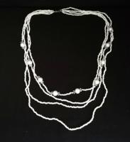 Vintage többsoros nyaklánc
