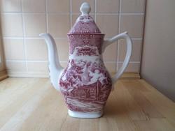 Grindley Staffordshire angol porcelán kiöntő kanna