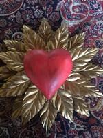 Szíves dekoráció