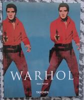 KLAUS HONNEF : ANDY WARHOL - Tucatáruból műalkotás