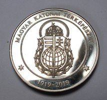 Magyar Katonai Térképészet 100 év emlékérem 1919-2019