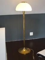 Réz lámpa állólámpa