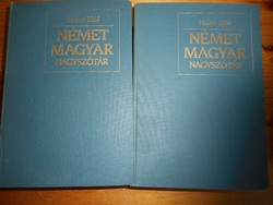 Német-magyar akadémiai nagyszótár