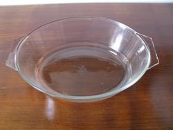 Jénai  üveg tál