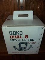 Goko Dual 8 Szalagos Filmnézegető