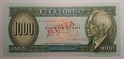1000 forint 1996 F MINTA UNC
