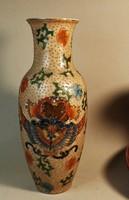 Régi Kínai váza 25 cm