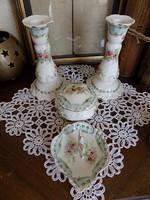 Gyönyörű porcelán készlet