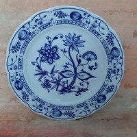 Zwiebelmuster Triptis Porzellan hagymamintás porcelán tányér