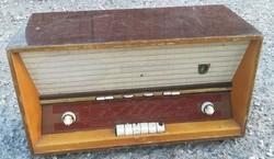 Terta T422 régi rádió