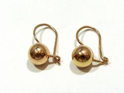 Arany fülbevaló(Kecs-Au63381)