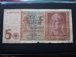 1942-es 5 Mark (REICHSMARK)