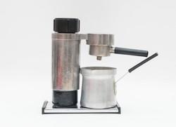 Retro elektromos kávéfőző állvány - Luna Press