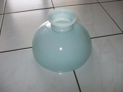 Kék petróleum lámpa lüszter lámpa bura ernyő