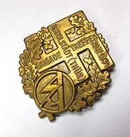 3.Birodalom,SA brigád jelvény 1934