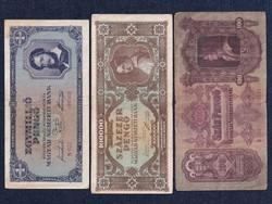 3 db pengő bankjegy (5958)