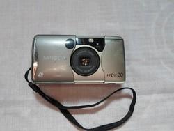 Minolta Vectis 20, analóg fényképezőgép (1990-es évek)