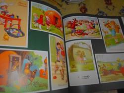 Húsvét régi képeslapokon - művészeti album