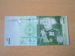 TONGA 1 PA'ANGA ND 2009