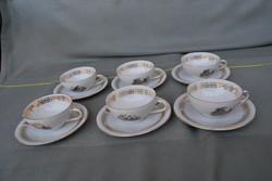 Teáscsészék - Veritable Porcelaine