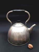 Óriási fütyülős teáskanna - hatalmas méretű vízforraló kanna