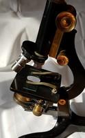 Antik W.Watson&Sons mikroszkòp