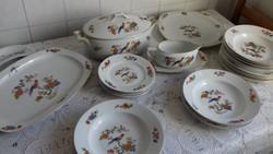 Porcelán étkészlet 22 darabos