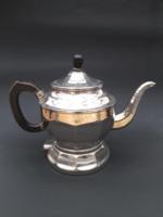 Vintage elektromos vízforraló - elegáns kivitelű teáskanna, szamovár, teamelegítő