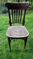 Thonet szék jelzett