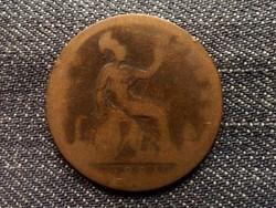 Anglia - Viktória One Penny 1881? (id7879)