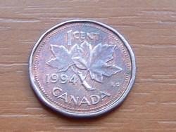 KANADA 1 CENT 1994