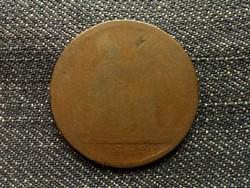 Anglia - Viktória One Penny 1860 (id7871)