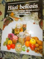Házi Befőzés -NOVA szakácskönyv