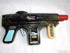 Lemez játék fegyver(hiányos)