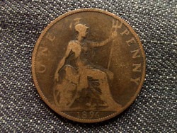 Anglia - Viktória One Penny 1896/id 7891/