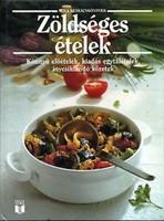 Zöldséges ételek: Frank Júlia fordításával