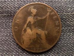 Anglia - Viktória One Penny 1899/id 7896/