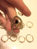 Különleges gyűrű csomag