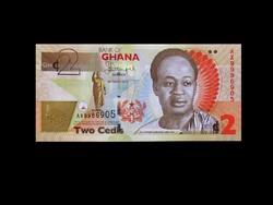 UNC - 2 CEDIS - GHANA - 2013