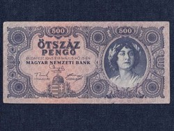 500 Pengő 1945/id 7809/