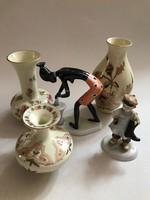 Hagyatékból porcelánok egyben
