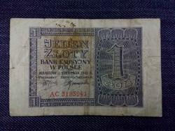 Lengyel 1 zloty 1941 (id5371)