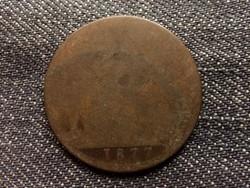 Anglia - Viktória One Penny 1877/id 7877/