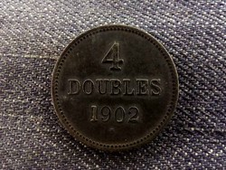 Guensey 4 doubles 1902/id 8115/